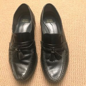 Nunn Bush Kiltie Tassel Leather Loafer